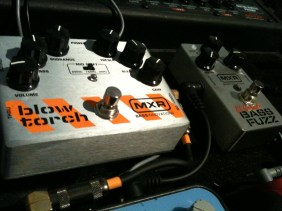 Pedal Rigged Up