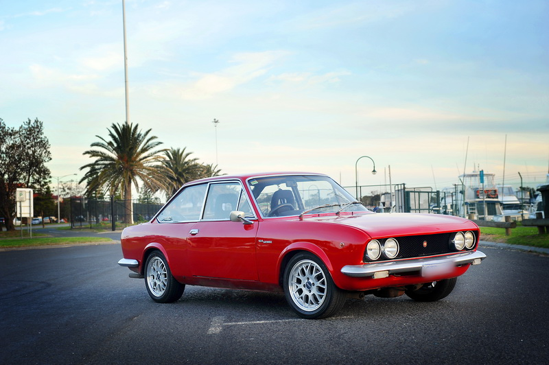 fiat 124 sport coupe sk bass